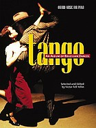 Tango : an album of Brazilian dances for piano