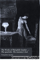 The works of Theophile Gautier,