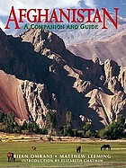 Afghanistan : a companion and guide