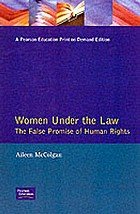 Women under the law : the false promise of human rights