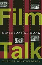 Film talk : directors at work