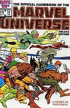 Essential official handbook of the Marvel universe
