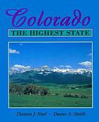 Colorado : the highest state
