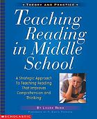 Teaching reading in middle school