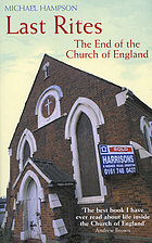 Last rites : the end of the Church of England