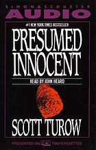 Presumed Innocent.