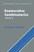 Enumerative combinatorics. Vol. 2