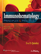 Immunohematology : principles and practice