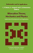 Bifurcation theory, mechanics, and physics