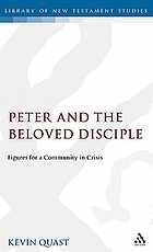 Peter and the beloved disciple : figures for a community in crisis