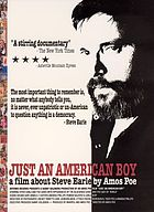 Steve Earle : Just an American boy