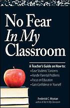 No fear in my classroom