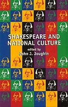 Shakespeare and national culture
