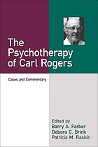 The psychotherapy of Carl Rogers. : cases and commentary
