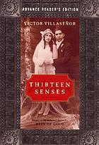 Thirteen senses : a memoir