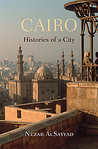 Cairo: Histories of a City cover image