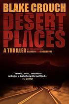 Desert places : a thriller