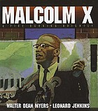 Malcolm X : a fire burning brightly