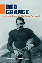 Red Grange and the rise of modern football