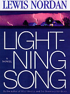 Ligtning song : [a novel