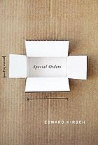 Special orders : poems