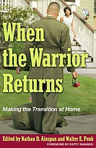 When the warrior returns : making the transition at home