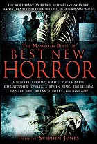 The mammoth book of best new horror. Vol. 20