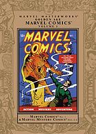 Golden age Marvel Comics