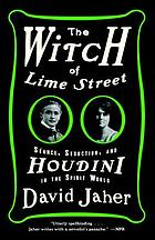 The Witch of Lime Street book jacket