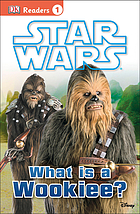 Star wars, what is a Wookiee?