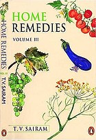 Home remedies : a handbook of herbal cures for common ailments