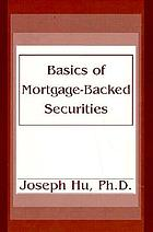 Basics of mortgage-backed securities