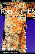 How to rock climb.