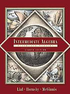 Intermediate algebra.
