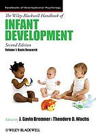 The Wiley-Blackwell Handbook of Infant Development.