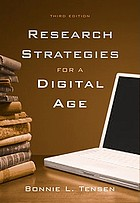 Research strategies for a digital age.