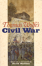Thomas Wolfe's Civil War