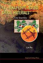 1,1'-binaphthyl-based chiral materials : our journey