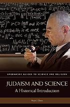 Judaism and science : a historical introduction