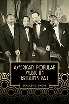 American popular music in Britain's Raj