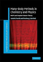 Many-body methods in chemistry and physics : MBPT and coupled-cluster theory