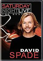 Saturday night live. / The best of David Spade