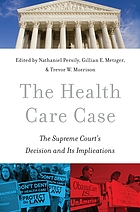 The healthcare case : the Supreme Court's decision and its implications