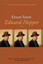 Edward Hopper : poems