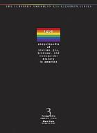 Encyclopedia of Lesbian, Gay, Bisexual and Transgendered History in America