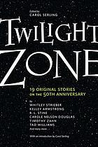TWILIGHT ZONE ANTHOLOGY.