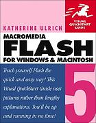 Flash 5 for Windows and Macintosh