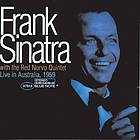 Frank Sinatra : with the Red Norvo Quintet live in Australia, 1959.