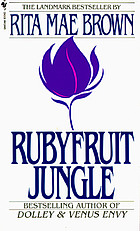 Rubyfruit jungle [...] XD-CA