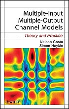 Multiple-input multiple-output channel models : theory and practice